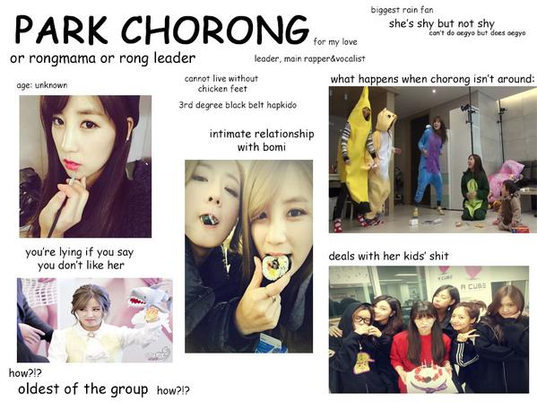 Woohyun and chorong dating sites